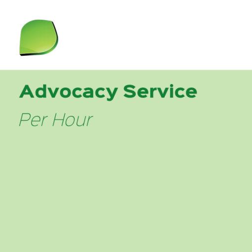 Oasis OT | Advocacy Service (Per Hour)