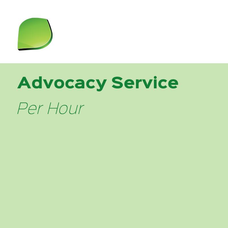 Oasis OT   Advocacy Service (Per Hour)
